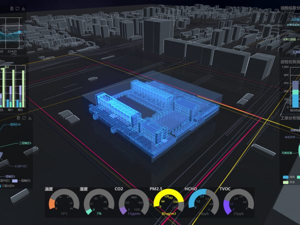 Digital Twins: From buildings to cities to people?