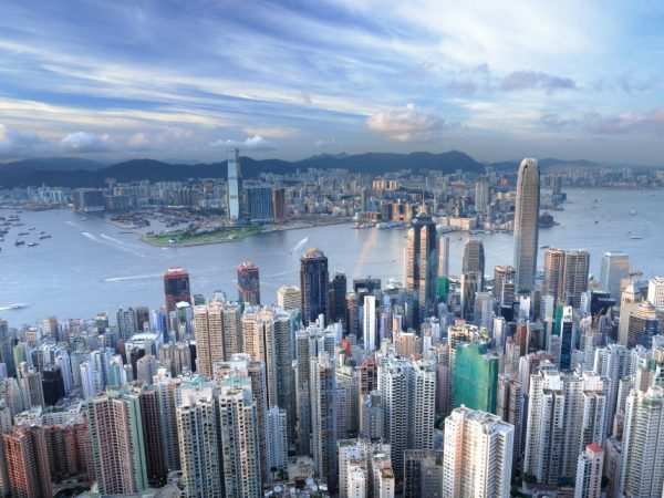 How is Hong Kong's role evolving as a business centre?